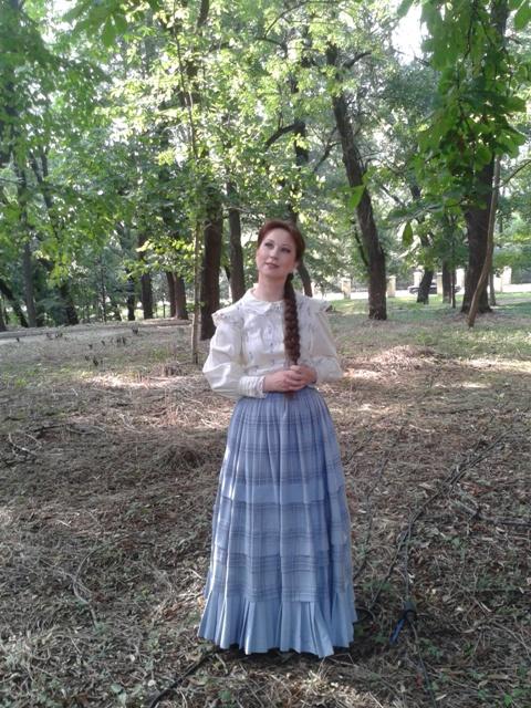 Анна Киселёва - Татьяна (София)