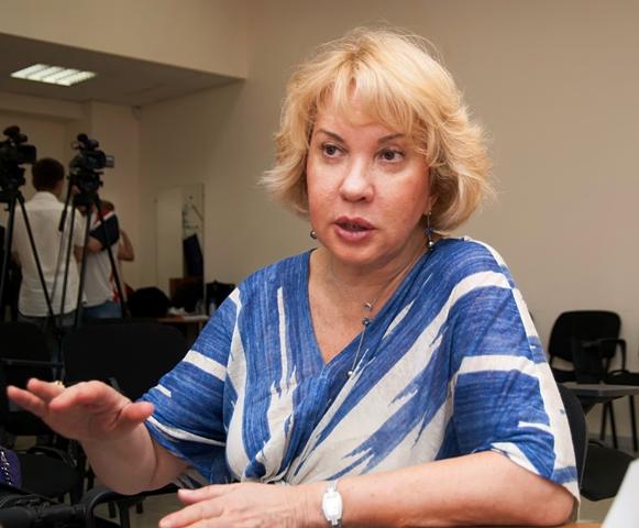 Мария Ревякина. Фото Андрея Минаева