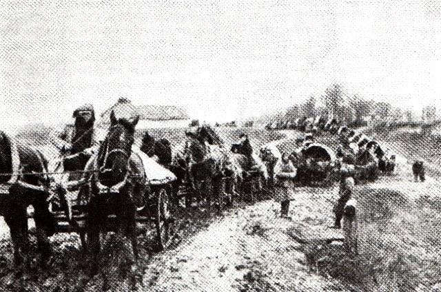 Русские переселенцы в Сибири