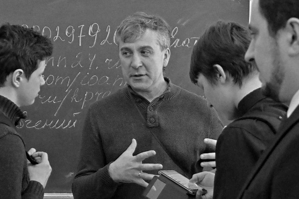 Евгений Николаев